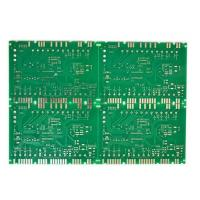 Buy cheap 8-layer FR4 HALPCB Multi-Layer Printed Circuit Board China Manufacturer from wholesalers