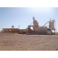 Buy 5 Days' Installation 160tph Capacity Mobile Asphalt Mixing Plant 4sets Belt Feeder at wholesale prices