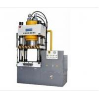 Quality Vertical Hydraulic Gear Shaft Impact Extrusion Machine Press For Gear Shaft for sale