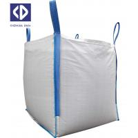 China Durable PP Bulk Bags 2000Kg Ventilated Bulk Bags High Performance SGS Certification on sale