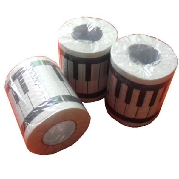 custom printed toilet paper