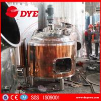 Quality Customized Ginshop Barbecue Beer Brewing Equipment For Brewery Plant for sale