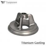 Quality Titanium  Investment  Casting Gr5   Titanium valve cover  corrosion resistance for sale