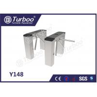 Buy Energy - Saving Tripod Pedestrian Access Gate Bridge Type For Public Areas at wholesale prices
