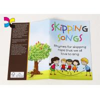 Buy Shipping SongS paperback book for kid printing colorful design sofecover glossy art paper book at wholesale prices