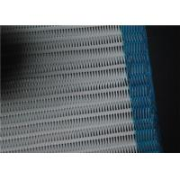 Quality 4070 Large Loop  Polyester Mesh Belt With Spiral For Sludge Dewatering for sale