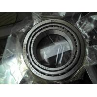 Quality Chrome Steel Single Row Tapered Roller Bearings With Open Seal Type For Car for sale