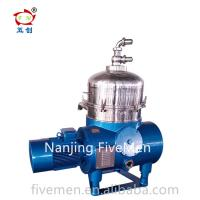 Quality Soybean Oil Separator Machine Operation Satinless Steel 900kg Weight for sale