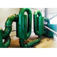 Quality Flow Steam Electric Air Dryer With High Effience , Wood Shavings Air Flow Dryer for sale