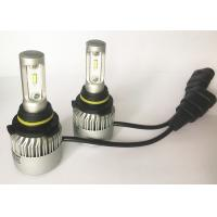 Quality Automobiles & Motorcycles LED Headlamp Kits 4000LM 36W 6500K H1 H4 9005 9006 H7 Bulbs Base for sale
