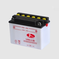 Quality MF Dry Cell Low Self Discharge Motorcycle Lead Acid Battery 12V 6.5ah 7ah 9ah for sale