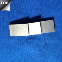 Buy cheap Different Specification Silver Tungsten Alloy Blank Coin For Cutting Metals from wholesalers