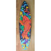Quality Adjustable Length Inflatable Stand Up Paddle Board Fiberglass EPS Material for sale