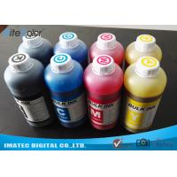 Quality TFP Printhead Sublimation Printer Ink , Epson / Mimaki Printers Dye Sub Ink 1 Liter for sale