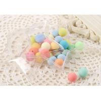 Buy five star shape candy  safe food grade plastic PS packaging containers at wholesale prices