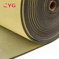 Quality Double Sided Adhesive Fire Retardant Insulation Foam IXPE Sheet Shatter Proof for sale