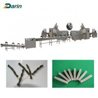 Buy cheap Dog Food Equipment/dry Pet Dog Food Processing Plant extruder for pet food from wholesalers
