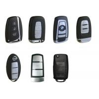 Quality GSM / GPS Muilfunction Smartphone Car Alarm System Support Sending Message Phone Call for sale
