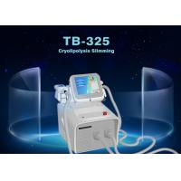 Buy cheap 1500W Low Temperature Cryolipolysis Fat Freeze Machine for Weight Loss Cellulite Removal from wholesalers