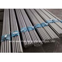 Quality Polished Finish 316L Stainless Steel Profiles Round Bar Diameter 1.0 - 250mm for sale