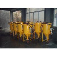 Quality Cleaning Dustless Portable Sandblasting Machine With Blasting Guns Manual Type for sale