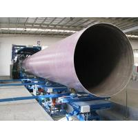 Quality continuous GRP pipe winding production line for sale