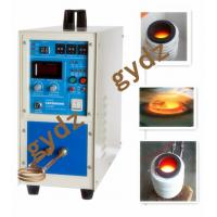 Quality 15KW 1~5KG gold Induction Melting Furnace with high efficiency,low cost for sale