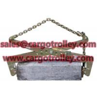 Quality Stone lifting clamps details with price list for sale