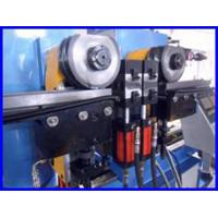 China Hydraulic Electric Automatic Tube Bending Machinery Forming Square / Rectangle Tube on sale