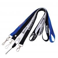Quality Nylon Lanyard Keychain USB Flash Drive Imprinted with Encryption for sale