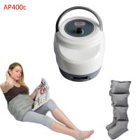 Quality Sequential Air Compression Leg Massager Treament Time 10/20/30 Mins Home Use for sale