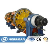 Quality Solid Conductor AAC ACSR Wire Cable Machine Aluminum Copper Planetary Type for sale