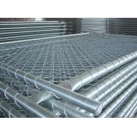 Quality Australia/New Zealand Temporary Fencing with Support Brace for sale