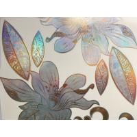 Quality Fashionable Water Transfer Ceramic Decal Paper Gold Luster For Dish / Cup for sale