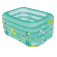 Quality Small Outdoor Inflatable Swimming Pools , 0.28mm Pvc Water Games Pool for sale