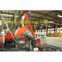Quality Single Screw XPS Production Line 135 / 150 For Extruded Polystyrene Insulation Board for sale