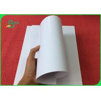 Quality 115g 157g 200g Couche Glossy Art Paper For Printing / Packing for sale