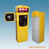 Quality RFID Card Central Payment Parking Lot System for sale