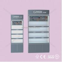 Quality point of sale cosmetic display units stands showcases for sale
