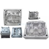 Quality Customized Headlight Molding Car Tail Lamp Injection Mold Hot Runner for sale