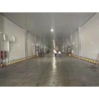 Quality Industrial Warehouse Freezer Storage Room Module Design Easy To Install for sale