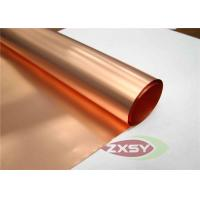 Quality CuCo2Be C17500 Oxygen Free High Conductivity Copper , Sheets Of Copper for sale