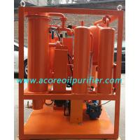 Quality Turbine Oil Filtration Equipment with Varnish Removal System,Oil Dehydration Plant for sale