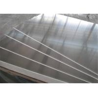 China Heat Treatment Aluminium Alloy Sheet Military Industry Structural Material on sale