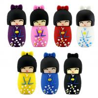 Quality Usb Flash Drive Memory Stick Cartoon Japanese doll Model 64gb USB 2.0 Disk for sale