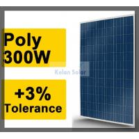 Quality Multi Crystalline High Output Solar Panels 300 Watt , Outstanding Performance for sale