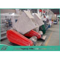 Quality Recycling Plastic Crusher Machine Siemens Brand Motor 300kg Capacity for sale