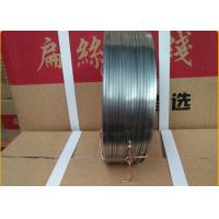 Quality 10 Galvanized Flat Stitching Wire for sale