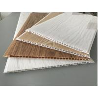 Quality High Glossy 25cm Decorative PVC Panels Convenient Installation Ceilings for sale