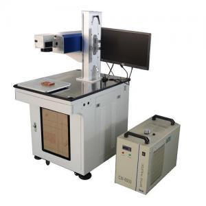 High Effiency Acrylicuv Uv Laser Engraving Machine Desktop Type Structure